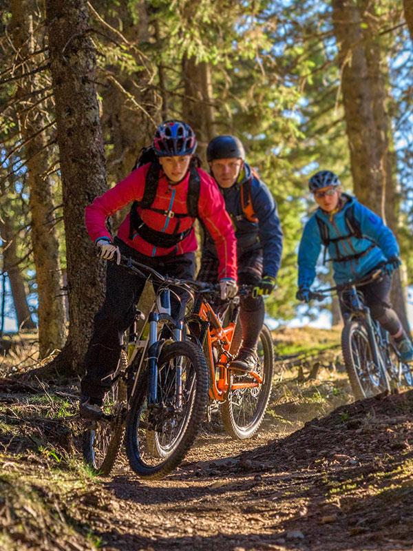 Hisega Mountain Bike Adventure Weekend
