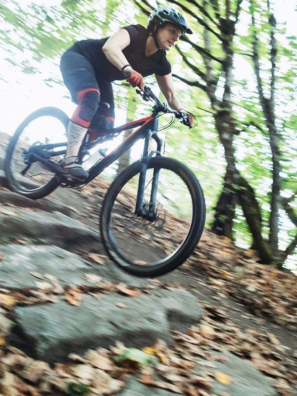 Hisega Lodge Women's Mountain Bike Retreat